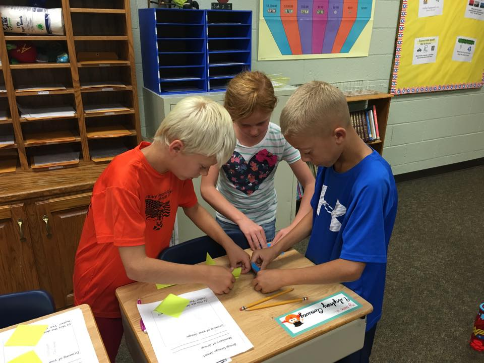 Practicing the Engineering Design Process